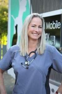 Santa Barbara Vet Dr Lex McKenna